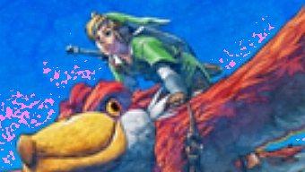 Link y Loftwing, de Zelda Skyward Sword, se convierten en una espectacular figura
