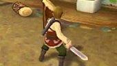 V�deo Zelda: Skyward Sword - Tutorial Espada