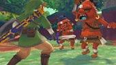 V�deo Zelda: Skyward Sword - El bosque de Farone (Japón)
