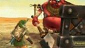 V�deo Zelda: Skyward Sword - Gameplay: Ascenso Desértico
