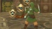 V�deo Zelda: Skyward Sword - Gameplay: Las Arenas del Tiempo
