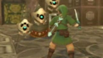 Zelda: Skyward Sword, Gameplay: Las Arenas del Tiempo