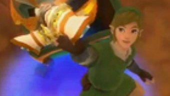 Zelda: Skyward Sword, Gameplay: Sin Espada