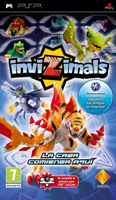 Anlisis y opiniones de Invizimals para PSP  pgina 3  3DJuegos