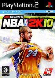 NBA 2K10 PS2