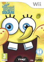 SpongeBob's Truth or Square Wii