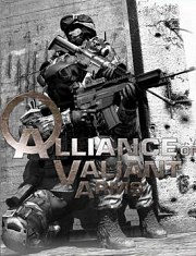 Car�tula oficial de Alliance of Valiant Arms PC
