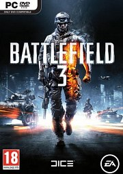 Car�tula oficial de Battlefield 3 PC