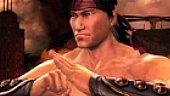 V�deo Mortal Kombat - Liu Kang Gameplay