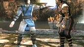 V�deo Mortal Kombat - Raiden