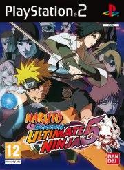 Naruto Ultimate Ninja 5 PS2
