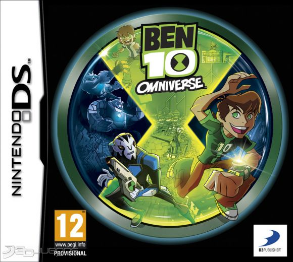Ben 10 Omniverse para DS  3DJuegos