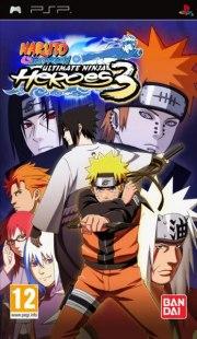 Naruto: Ultimate Ninja Heroes 3 PSP