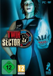 Car�tula oficial de Twin Sector PC