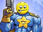 Comic Jumper: The Adventures of Captain Smiley