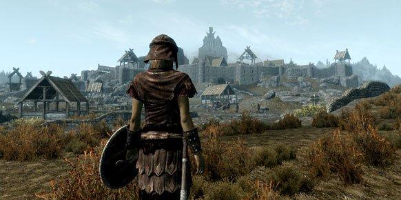The Elder Scrolls Vita : Bethesda los territorios de morrowind y oblivion se
