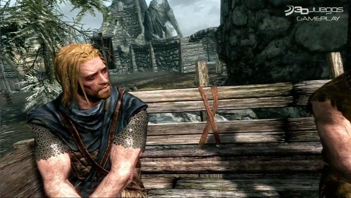 The Elder Scrolls Vita : Video de the elder scrolls v skyrim gameplay primeros