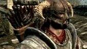 V�deo The Elder Scrolls V: Skyrim - Gameplay: Malas Noticias...