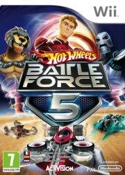 Hot Wheels: Battle Force 5 Wii