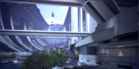 La Ciudadela tendrá un mayor protagonismo en Mass Effect 3