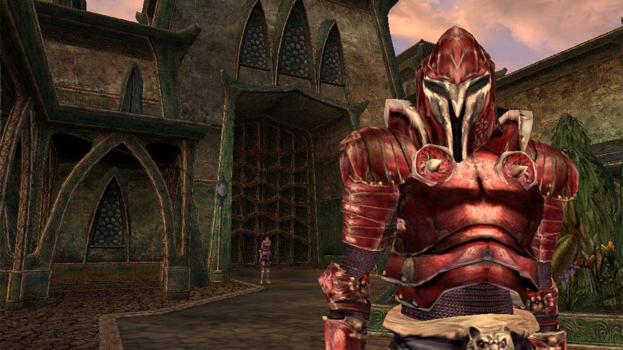 Sin que te dieras cuenta, Bethesda reiniciaba tu Xbox durante algunas pantallas de carga de Morrowind