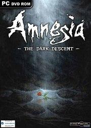 Car�tula oficial de Amnesia: The Dark Descent PC