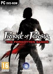 Car�tula oficial de Prince of Persia: Arenas Olvidadas PC