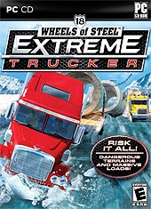 Car�tula oficial de 18 Wheels of Steel: Extreme Trucker PC