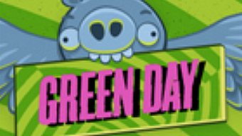 La banda Green Day será protagonistas de su propio episodio en Angry Birds Friends