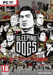 Car�tula oficial de Sleeping Dogs PC
