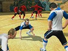 Gameplay: Fútbol de calle