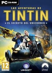 Car�tula oficial de Las Aventuras de Tintín PC