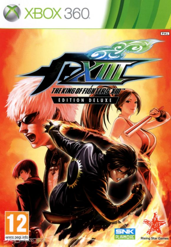 the king of fighters xiii cracked
