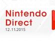 Nintendo Direct del 12 de noviembre. V�deo y principales noticias