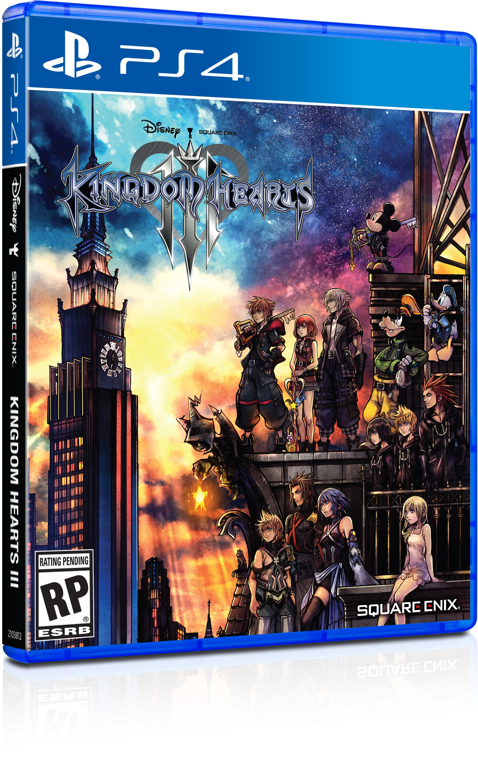 Kingdom Hearts 3 presenta su tráiler del Tokyo Game Show 2018