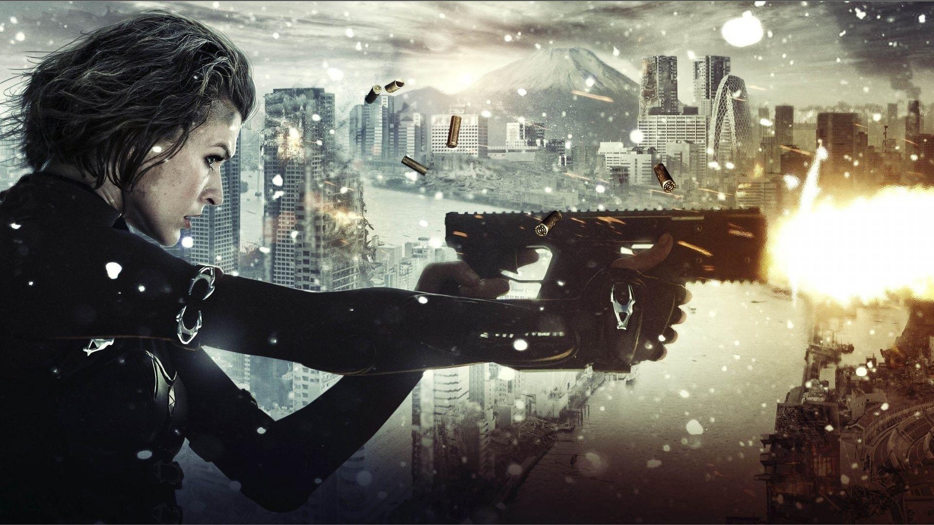 Resident Evil The Final Chapter Se Estrenará En Enero De 2017