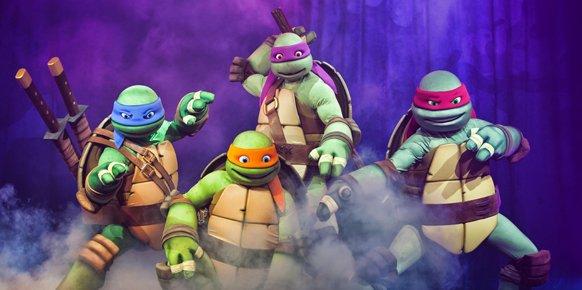 Tortugas Ninja preparan su regreso con una triloga de juegos