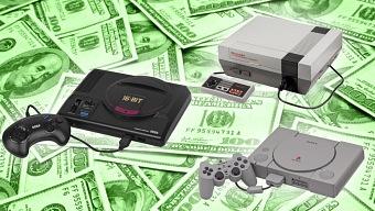 ¿Cuánto pueden costar tus antiguas consolas de videojuegos?