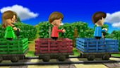 V�deo Wii Party - Gameplay: El vagón del destino