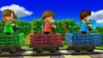 Wii Party, Gameplay: El vagón del destino