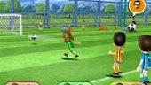 V�deo Wii Party - Gameplay: Remates de volea