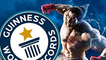 La saga Tekken ya tiene dos récords del mundo