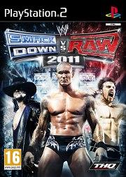 WWE: Smackdown vs. RAW 2011 PS2