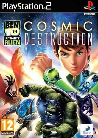Ben 10 Ultimate Alien Cosmic Destruction para PS2  3DJuegos