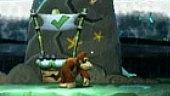 V�deo Donkey Kong Country Returns - Gameplay: ¡Qué viene la Ola!