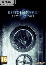 Car�tula oficial de Resident Evil: Revelations PC