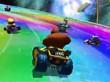 Gameplay: Senda Arco Iris (Mario Kart 7)