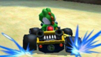 Mario Kart 7, Gameplay: Montaña Roqui-Roque