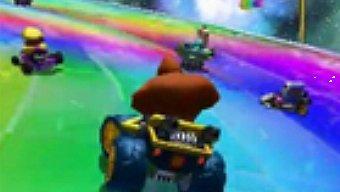 Mario Kart 7, Gameplay: Senda Arco Iris