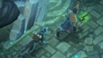 Torchlight II, Gameplay: En las Catacumbas